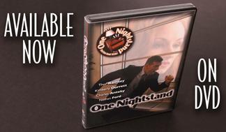 One Night Stand DVD Box